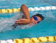 Xavier Prep girls take DVL regular season swim title