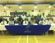 Canterbury has 8 sign in national letter of intent ceremony