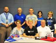 Polk County's Brown signs