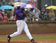 Byrd pours it on Shreve in wet 5A series opener