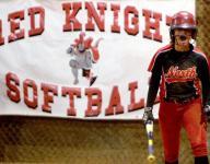 Softball: North rally comes up short