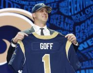 Super Bowl LIII: Jared Goff's HS spells out special message for Rams star