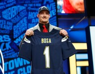 Five ALL-USA alumni selected in first round of NFL Draft