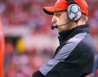 Did the Ohio State, Nebraska WR coaches just get in a recruiting war on Twitter?