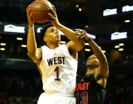 Michigan State signees Miles Bridges, Cassius Winston forge bond at Jordan Brand Classic