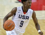 Top uncommitted recruit Josh Jackson says he will announce via Twitter on Monday