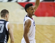 Terrance Ferguson's hot hand lifts Team USA to win at Nike Hoop Summit