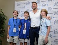 Tim Tebow encourages students to 'be more than an athlete' at Greenville News high school sports awards