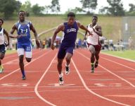 Mississippi's DeMichael Harris sets records in 100, 200 and 400 in same day