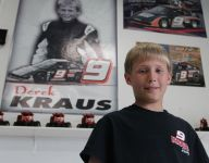 I Am Sport: NASCAR hopeful is too young for license but still winning
