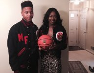 ALL-USA hoops star Markelle Fultz took ALL-USA star Kaila Charles to prom