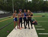 VIDEO: Virginia relay team wins 4x100 using a high jump bar instead of a baton