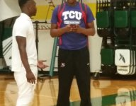 Marques Bolden wore TCU shirt to announcement picking Duke over Kentucky. Why?
