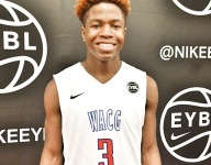 Zion Harmon is first seventh-grader to play in EYBL and he's dominating