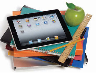 iPads shown to be both a tool and a distraction