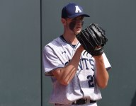 ALL-USA candidate Riley Pint adding poise to a powerful fastball
