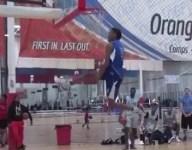VIDEO: Terrance Ferguson flushes '5-pt play' dunk at Ballislife All-American practice session