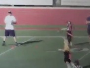 VIDEO: Matt Leinart's 9-year-old son is already a pretty impressive passer