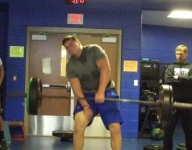 VIDEO: Ohio State OL commit Josh Myers throws up ridiculous one-handed cleans in the weight room