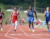 Tuesday's WNC track results