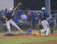 Baseball: Barron bounces Baker 2-0