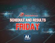 Dakota Relays: Friday schedule and results