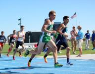 Gear, Oliveira claim state titles at track and field championships