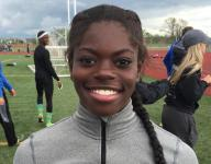 Middletown's Lampkin sets state record in 200
