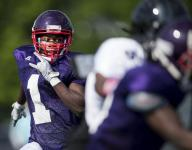 Father Ryan running back sends mom long-distance love