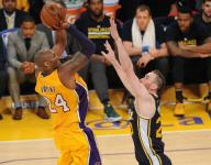 Gordon Hayward: Kobe's finale like being in a video game