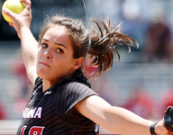 Swing batter: Div. I softball pitcher from Zionsville among best in nation