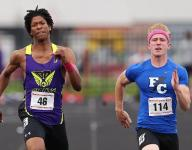 Franklin Central sprinter win double at Marion County meet