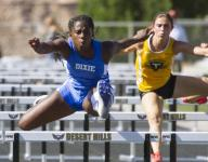Desert Hills, Cedar dominate Region 9 track meet