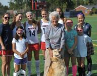 Muriel Brock field dedication launches Liggett campaign