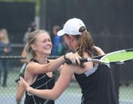 Fossil Ridge doubles team of Hogan, Noble wins state