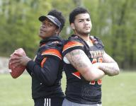 Division I coaches seeing double at Spring Valley