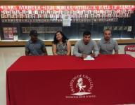 Noguera signs to play soccer at Lassen