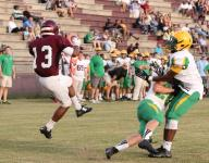 PHS takes on 'Saders in spring football game