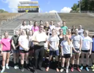 A season of Mission Health Athlete of the Week videos