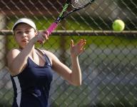 Haslett girls claim sixth straight regional tennis title
