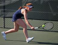 Koscielskis lead Cathedral past North Central in tennis sectional