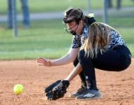 First-inning frustration for the Lady Commandos