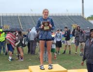 Vess caps ACR career with 9th, 10th, 11th state titles