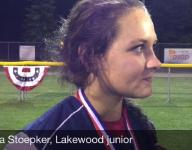 VIDEO: Lakewood junior reflects on winning HR