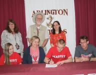 College signees: Area athletes commit