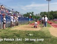 Highlights from Tuesday's Decathlon action