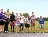 Golf, strange clothes, friends and charity: The Allen Open