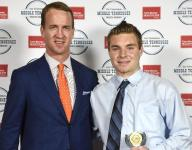 Oatsvall, Dangerfield win Athlete of the Year awards