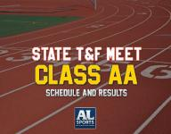 Class AA State Track and Field Results (Day 1)
