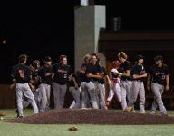 Brookings squeezes past Lincoln for second straight state baseball title